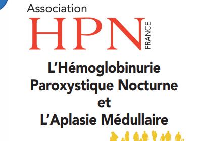 Flyer d'Informations de l'Association HPN France – Aplasie Médullaire