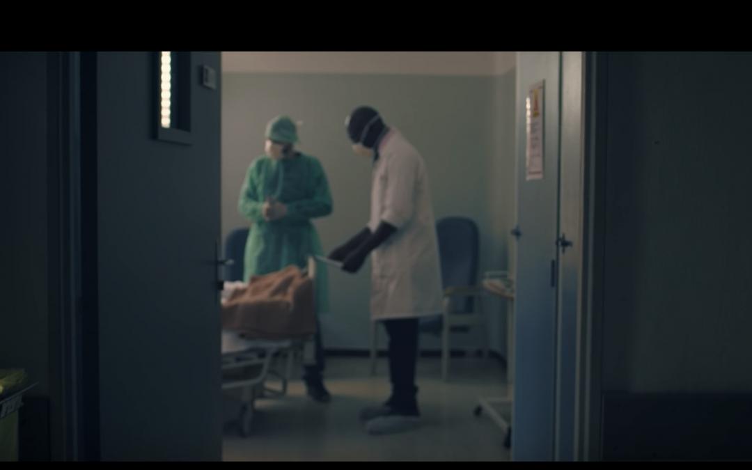 """Première du film """"Les Veilleurs"""" en Avril 2017"""