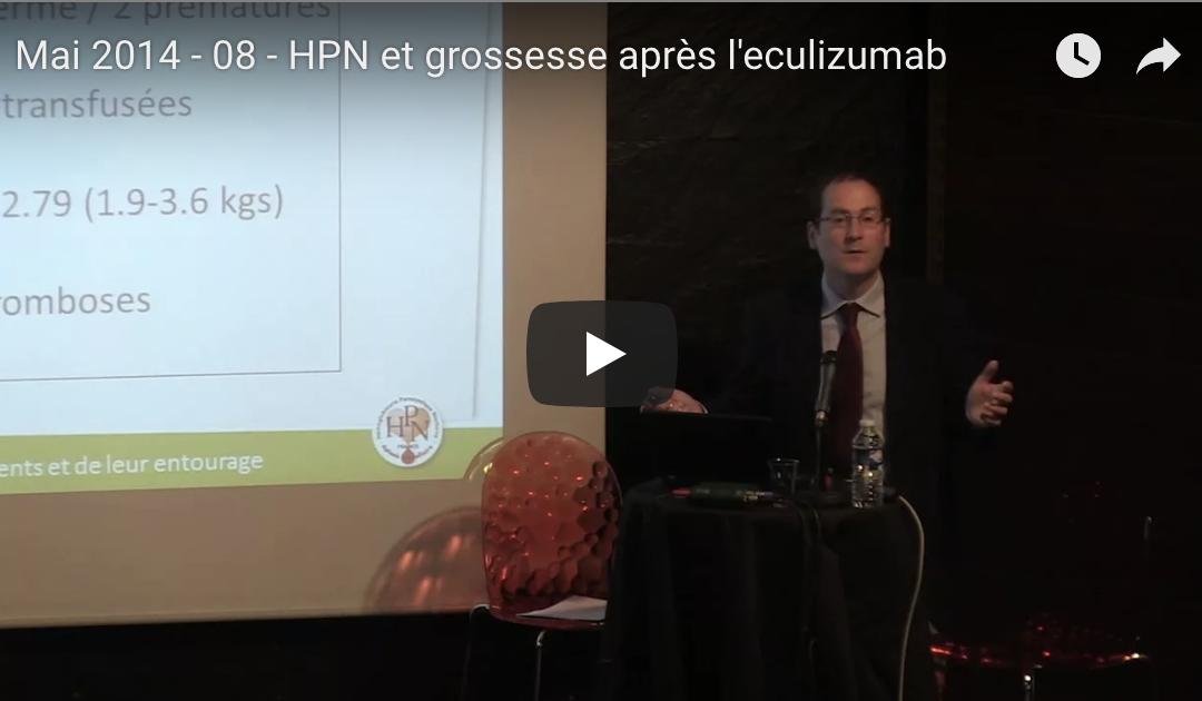 Mai 2014 – 08 – HPN et grossesse après l'eculizumab