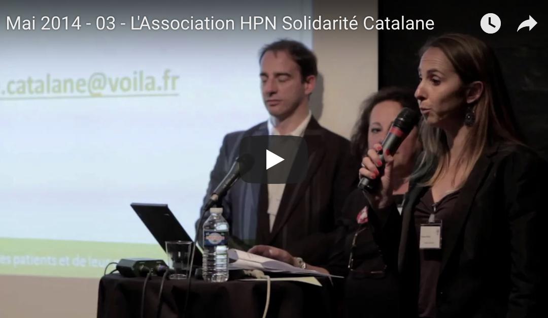 Mai 2014 – 03 – L'Association HPN Solidarité Catalane