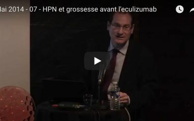 Mai 2014 – 07 – HPN et grossesse avant l'eculizumab