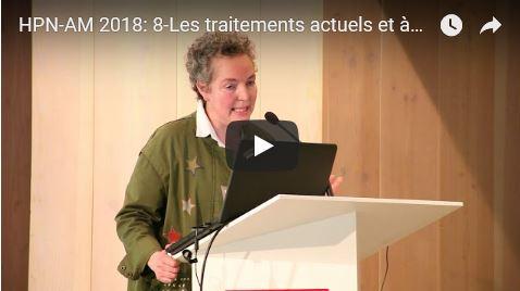 Journée HPN-AM 2018: 8-Les traitements actuels et à venir de l'Aplasie Médullaire