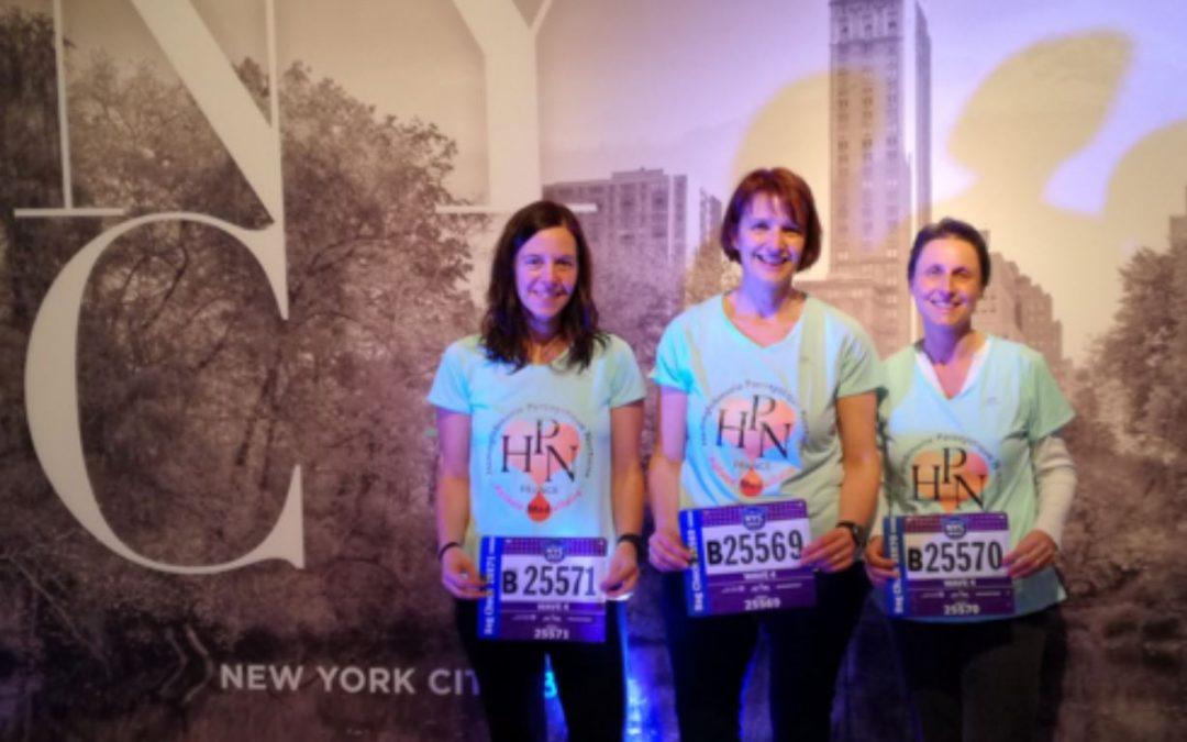 Semi-Marathon de New-York en Mars 2019