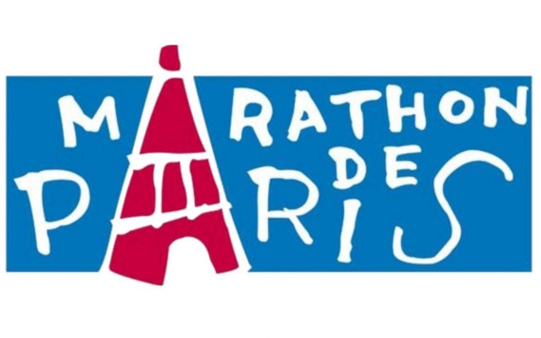 Marathon de Paris en Avril 2019