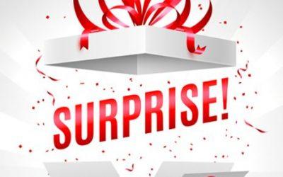 Surprise pour les 15 ans de l'Association HPN-AM en Octobre 2019!