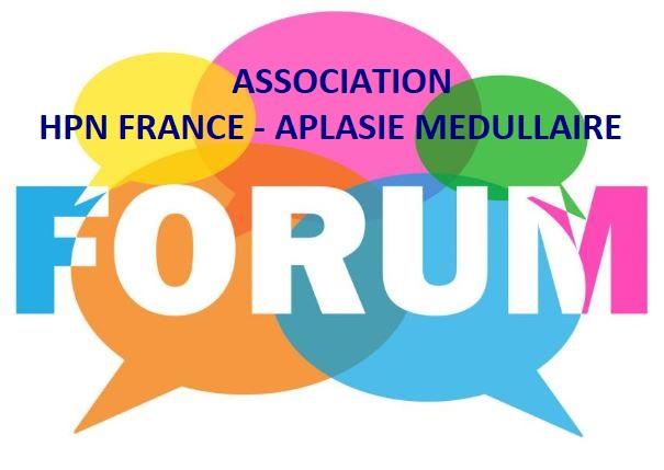 Nouveau Forum de l'Association HPN-AM en Janvier 2021