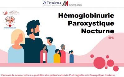 Résultats de l'enquête sur le parcours de soins et le vécu des patients atteints d'HPN en Octobre 2021